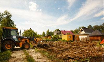 Земля для дачного строительства можно ли строить дом