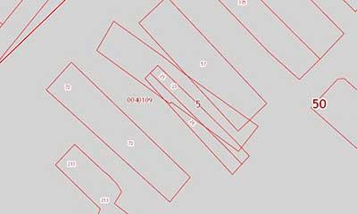 Перепутаны кадастровые номера смежных земельных участков судебная практика