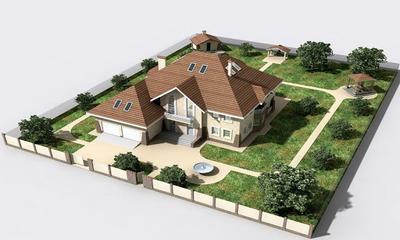 Оформление дома после строительства